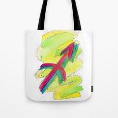 Sagittarius flow Tote Bag