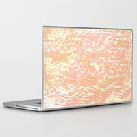 sand Laptop & iPad Skins featuring Sand by PinkHeelzStudio