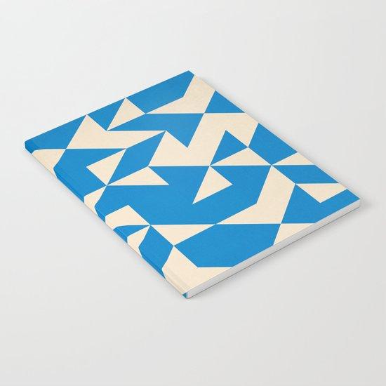 Blue #3 Notebook