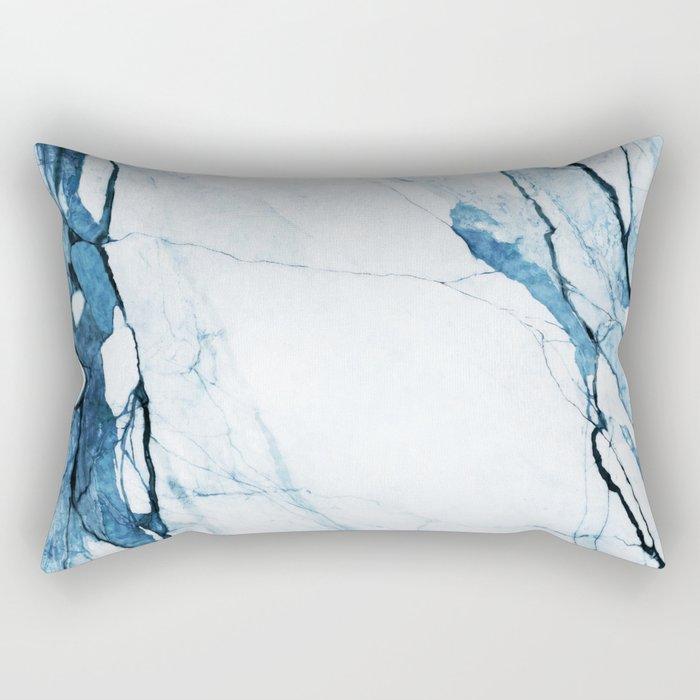 Moroccan Blues #society6 #decor #buyart Rectangular Pillow