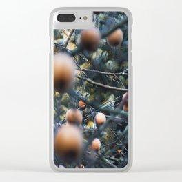 Frozen Clear iPhone Case