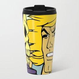 The Eternal Struggle Travel Mug
