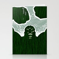 hulk Stationery Cards featuring Hulk by Duke Dastardly