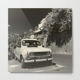 Old Renault Metal Print