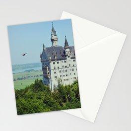 Neuschwanstein, inspirational castle - Fine Art Travel Photography Stationery Cards