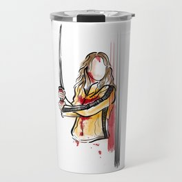 Beatrix Kiddo Travel Mug