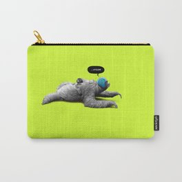 Speed Sloth Carry-All Pouch