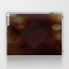 Bokeh Triangle Laptop & iPad Skin