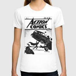 Action Comics #1 Redux T-shirt