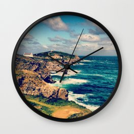 Lost Coast  Wall Clock