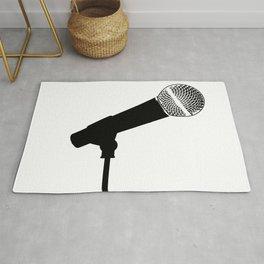 Microphone Rug