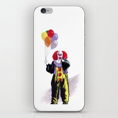 You All Taste So Much Better When You're Afraid iPhone & iPod Skin