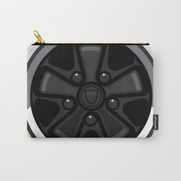 Wheel Design Retro Fuchs Felge Carry-All Pouch