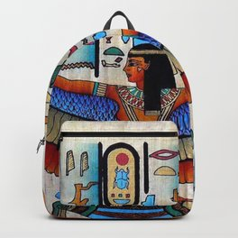 Goddess Isis Backpack