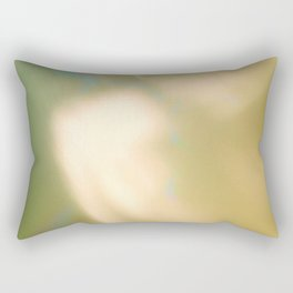 Blue Glare Rectangular Pillow