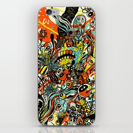 Triefloris iPhone Skin