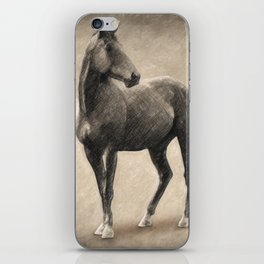 Le Cheval iPhone Skin
