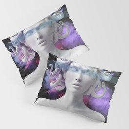 Medusa color blast  Pillow Sham