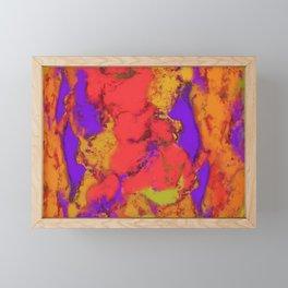 Avalanche Framed Mini Art Print