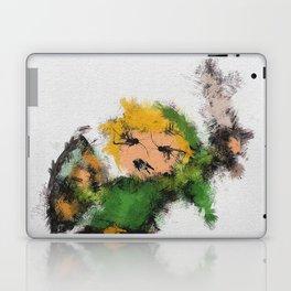 The Link Laptop & iPad Skin