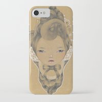 lee pace iPhone & iPod Cases featuring Snails Pace by Sienna Lee