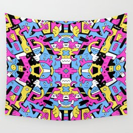 Radiator VI Wall Tapestry