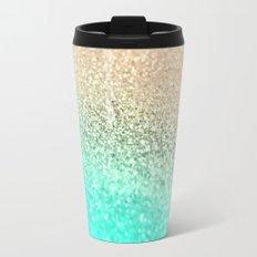 GOLD AQUA Travel Mug