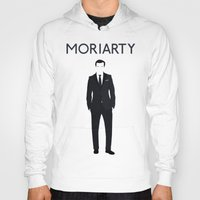 moriarty Hoodies featuring Jim Moriarty by Amélie Store