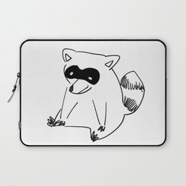 It's The Raccoon Laptop Sleeve