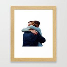 Ginger Framed Art Print