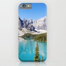 Moraine Lake in Alberta, Canada Slim Case iPhone 6s