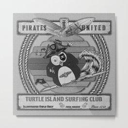 Pirates United VBN TR1 Metal Print