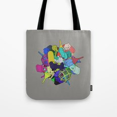 Pinion Efforvescent Tote Bag