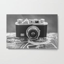 213 - Travel stories Metal Print