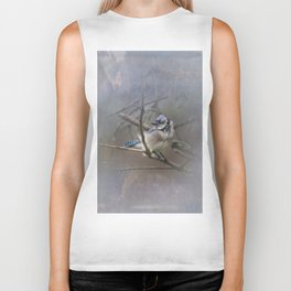 Shelter From The Wind Biker Tank