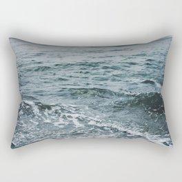 Arctic Waters Rectangular Pillow