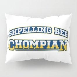 Shpelling Bee Chompian Pillow Sham