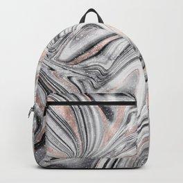 Bohemian Marble Dream #2 #decor #art #society6 Backpack