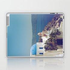 Santorini Door VI Laptop & iPad Skin