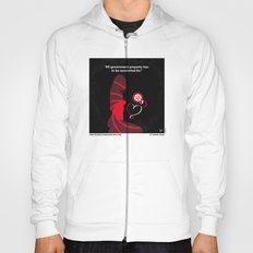 No277-007 My from Russia with love minimal movie poster Hoody