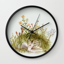 A Gentle Life Wall Clock