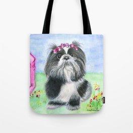 Florzinha Tote Bag
