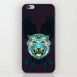The keeper cages iPhone Skin