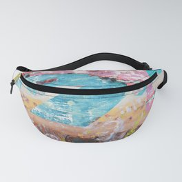 Love Does Things You Can't See Fanny Pack