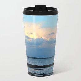 Behind the Clouds Travel Mug