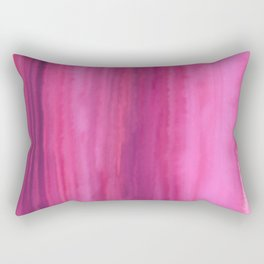 Waves - Sunset Rectangular Pillow