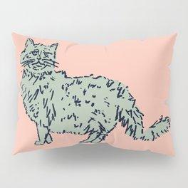 Animal Series - Cat Pillow Sham
