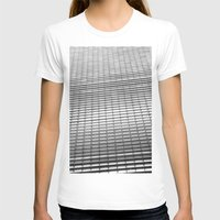 gray pattern T-shirts featuring Gray Pattern by theGalary