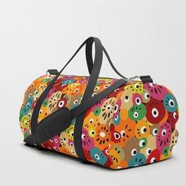 Dot Machine Duffle Bag