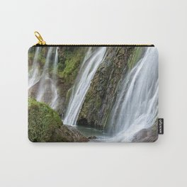 Marmore waterfall, Umbria, Italy Carry-All Pouch